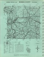 Map Image 027, Monroe County 1968